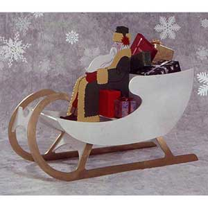 Sleigh For St. Nick