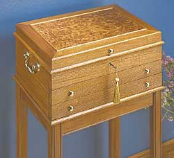 Jewelry Chest Plan