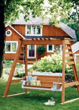 Porch or Garden Swing