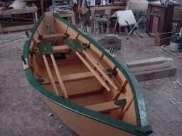 Build a Dory Boat