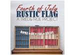 Rustic Flag Project