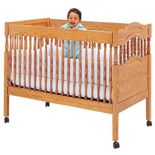Crib Plans & Hardware Kit