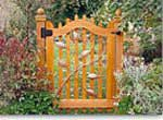 Options for a Garden Gate