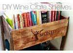 Wine Crate Storage