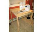 Simple Sewing Table