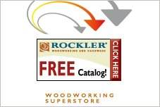 Free Woodworking Catalog from Rockler.com