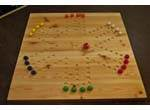 A Marble Game Board